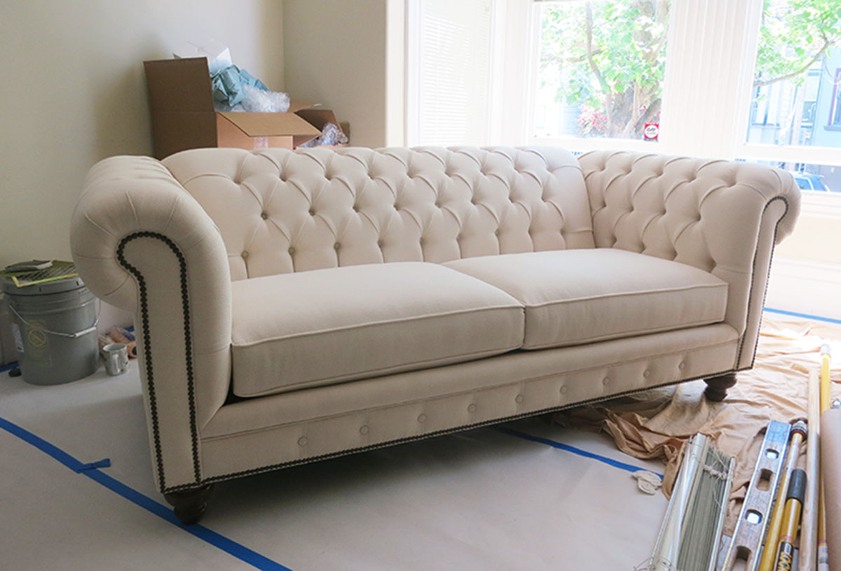 Baltimore Sofa Cozy Couch Sf