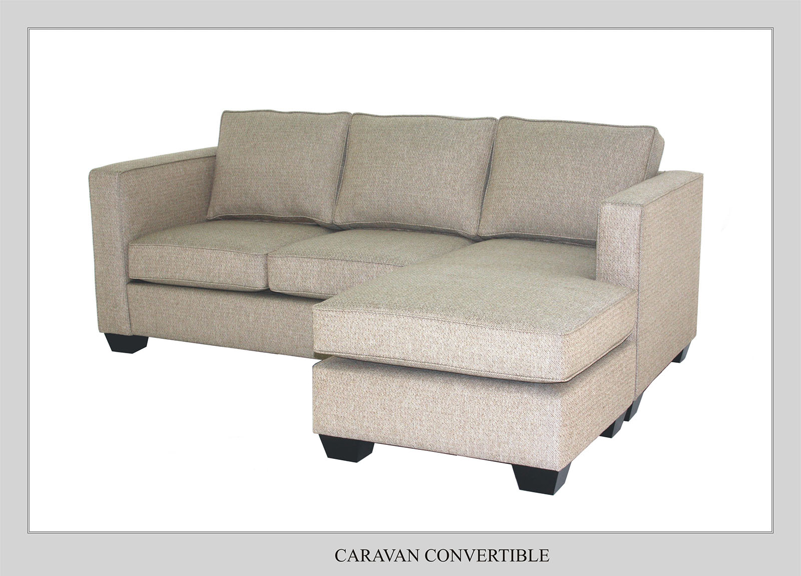 Caravan Cozy Couch Sf